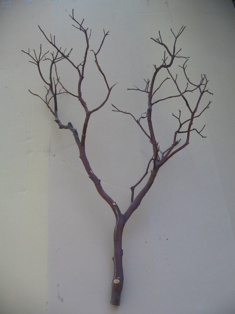 centerpiece inches asp decorative decor sandblasted tall branches manzanita productdetails blooms