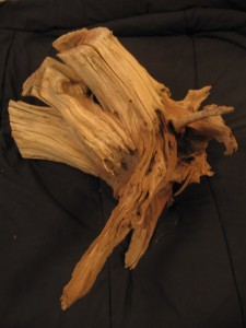 Manzanita Aquarium Wood Stump